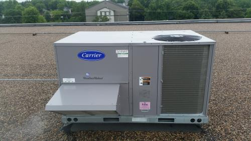 commercial a/c unit